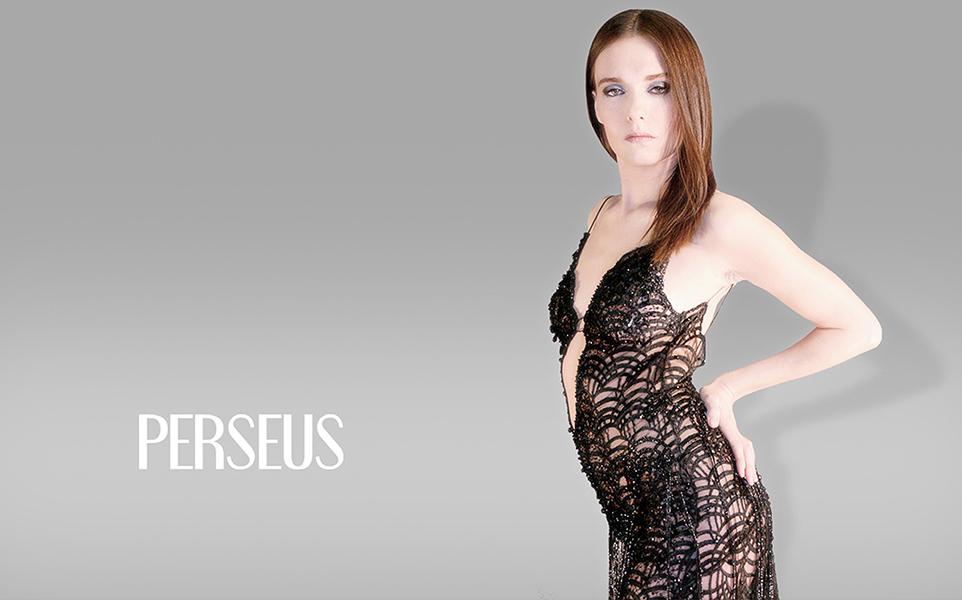 Photo de mode : Perseus