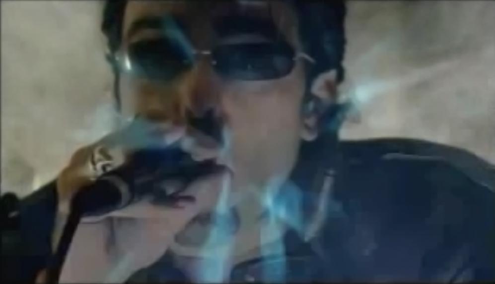 Vidéoclip Rise of the Fallen, caméra et montage